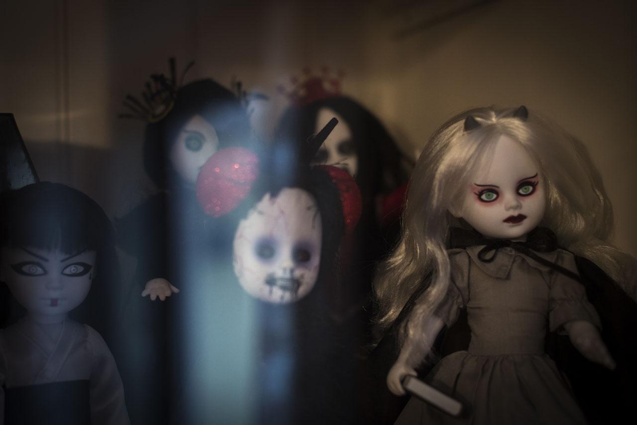 Meinhard dolls and ghosts