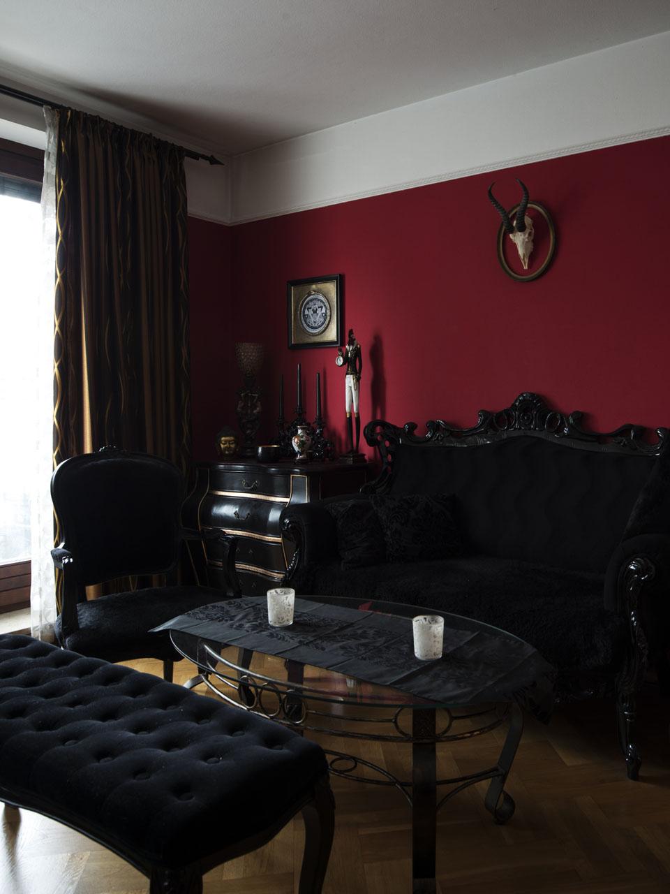 Meinhard Wohnzimmer