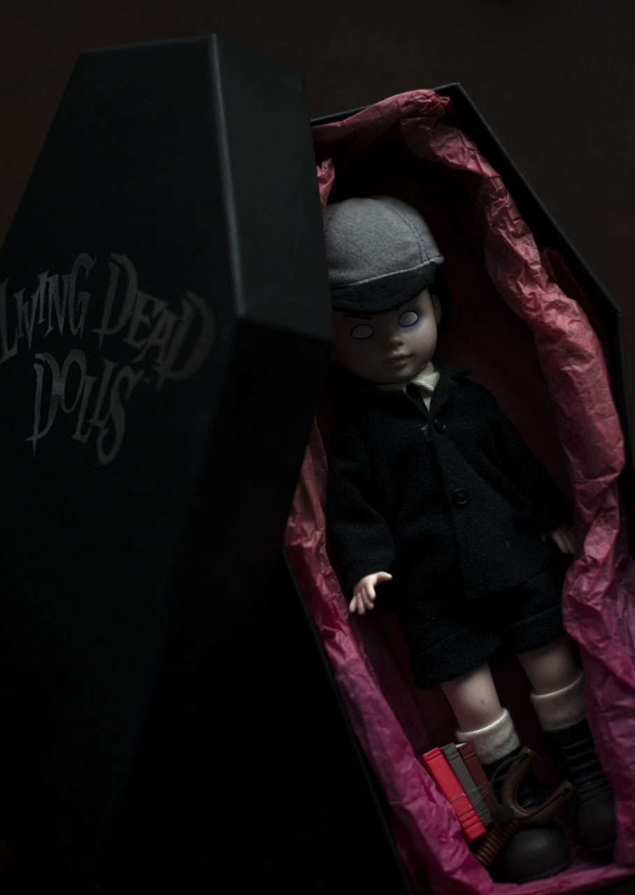 Meinhard and the living dead doll