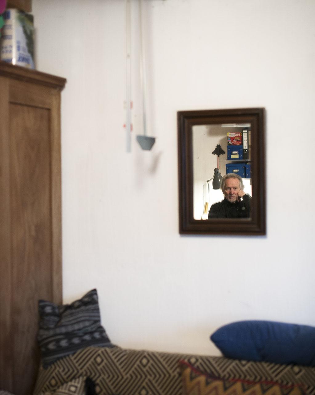 06 Klaus Voormann Zu Hause