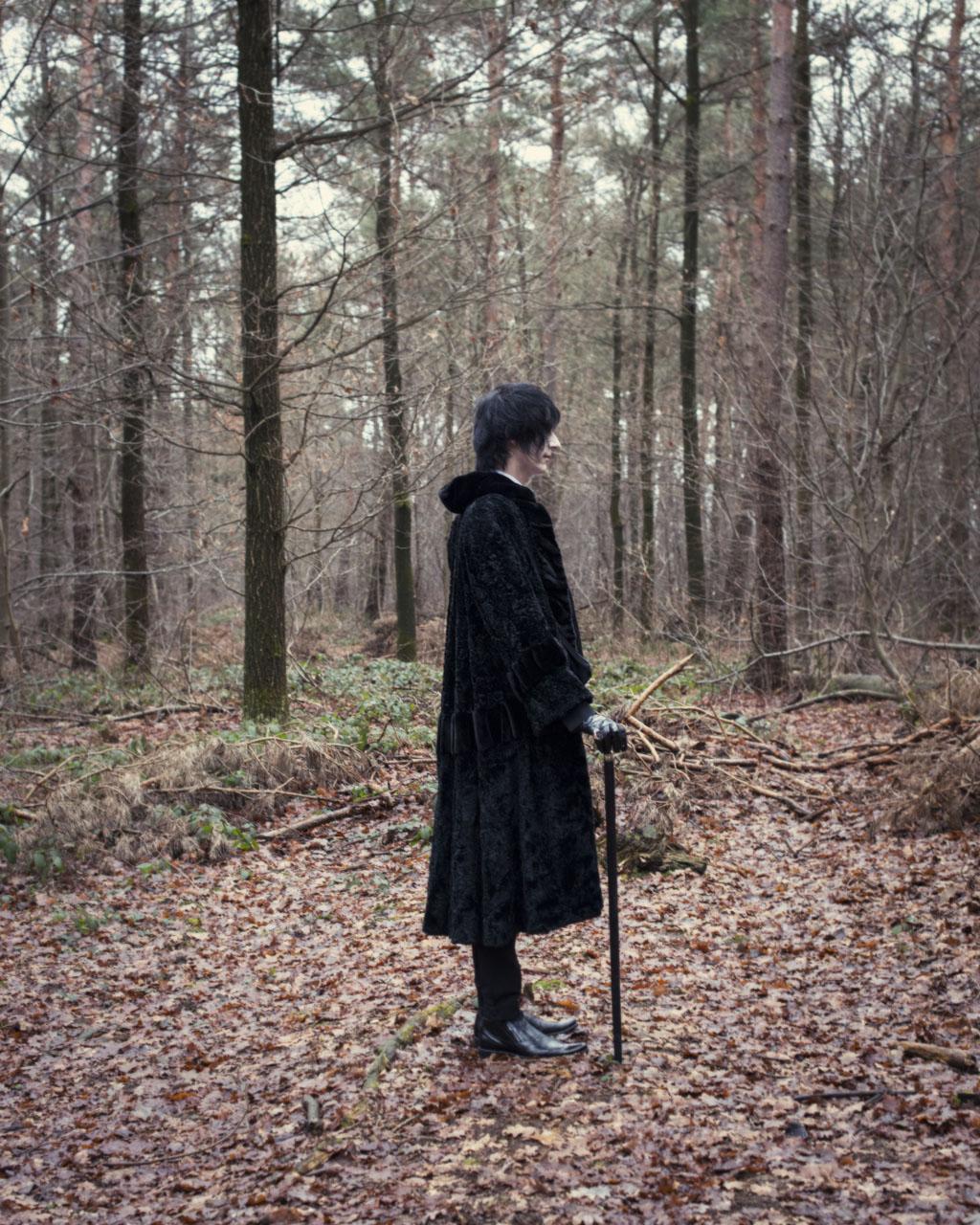 Meinhard im Wald