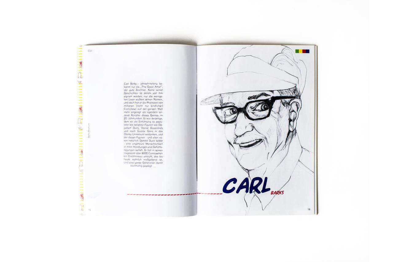 Donald Carl Barks